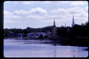 Churches of MaHone Bay