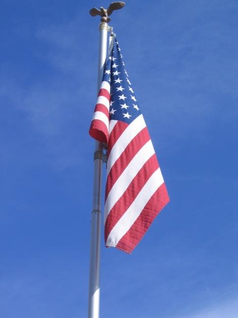 My Flag Flies Everyday