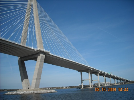 Bridge to Charleston