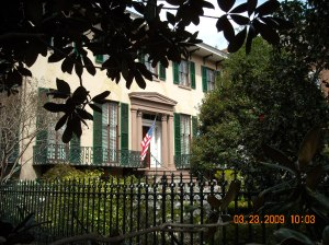 Home of Juliette Gordon Low, Founder of Girl Scouts