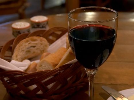 Red Wine and Bread, Staff of Life