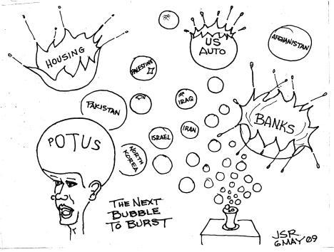 Turn Off the Bubble Machine