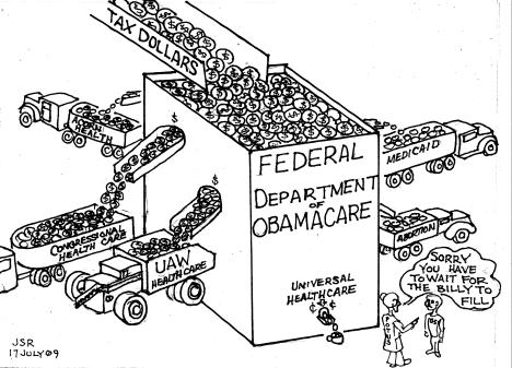 "Government""s Idea for Healthcare"