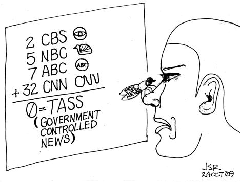 Government Controlled News