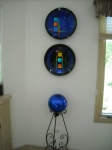 Blue Art Glass-2010-Fountain Hills