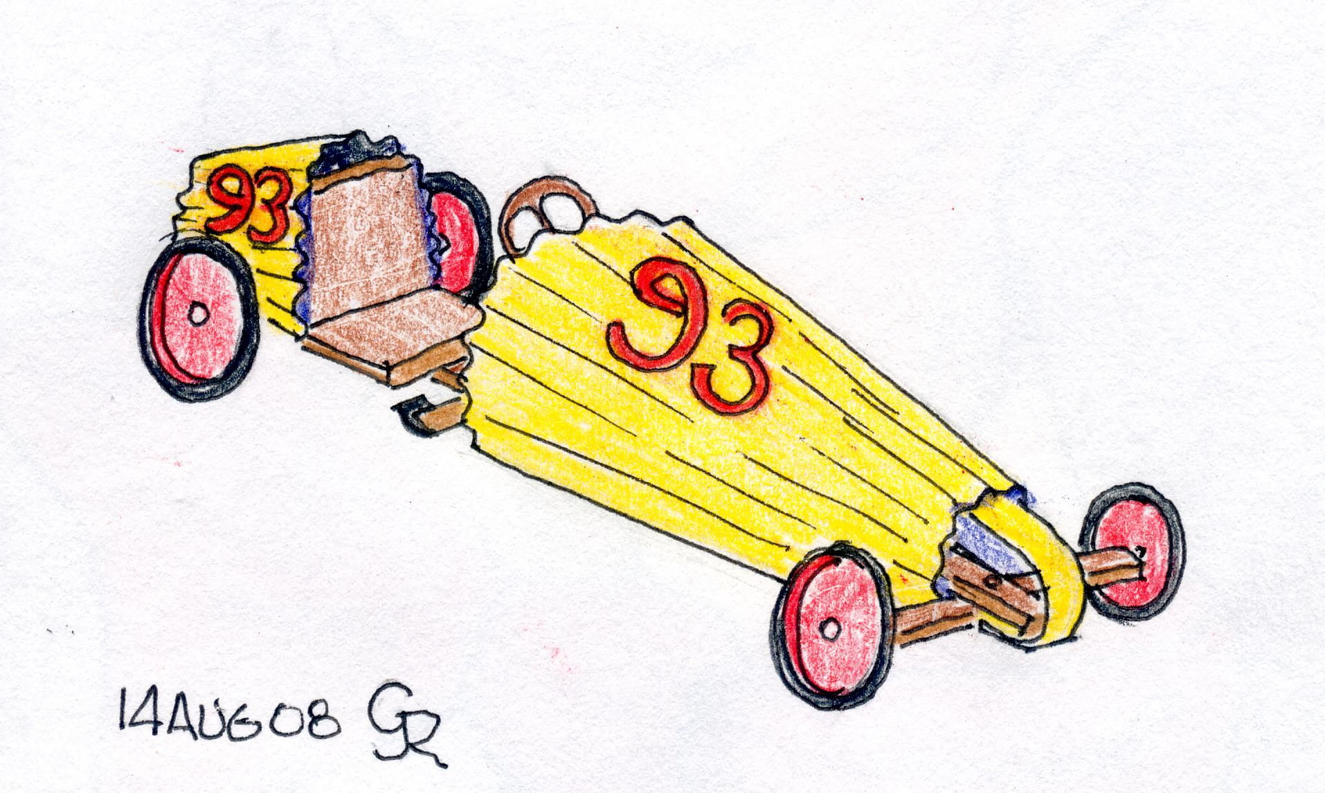 Soap box derby grumpa joes place racecars malvernweather Image collections