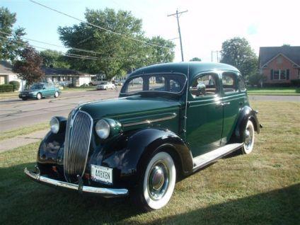 April 2011 grumpa joe 39 s place for 1937 plymouth 4 door sedan