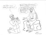 Charley Rangel Talks to Jesus