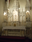The Altar inside the Loretto Chapel