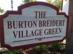 Breidert Green Sign