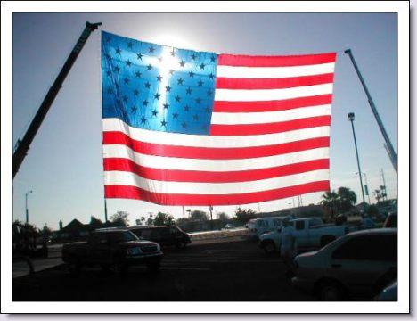 God Blesses America