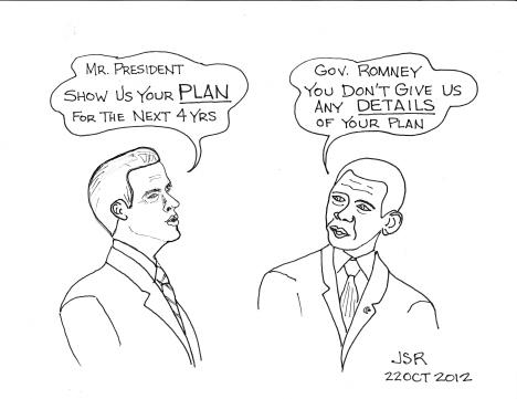 Details vs Plans