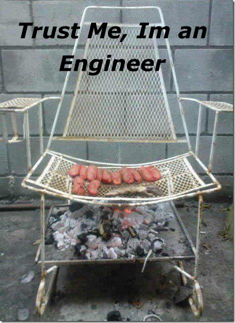 Trust Me I'm An Engineer (1/6)