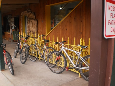 Mountain Bikes for Sale or Rent