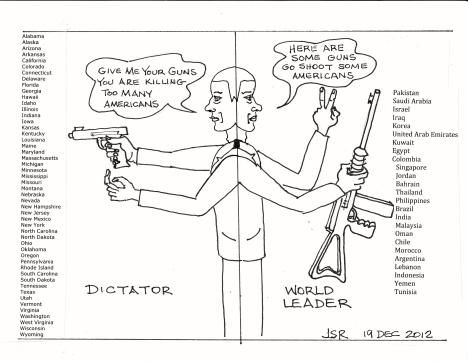 121219-Two Faces of Gun Control