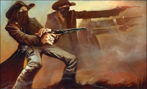 Gabe-leonard-2009-the-shootout-western-art