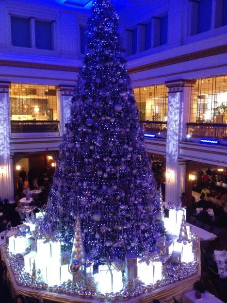 Macy's Chicago 2014 Christmas Tree