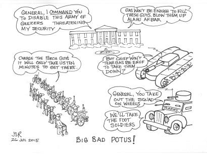 big bad potus