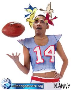 Football-Obama