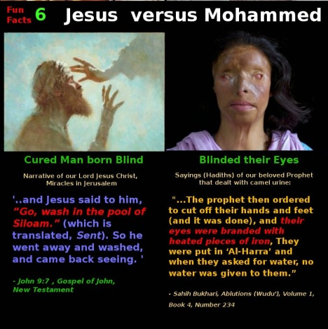 jesus and mohammed paper Assignment: jesus & mohammed paper james barnes hum/130 3/27/11 dr valerie mcintyre sherwood i must say, jesus and mohammed have shaped the course of history and the destiny of men and women for over two millennia.