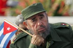 Cuban-communist-Fidel-Castro