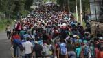 Migrant Caravan Pushes North IntoGuatemala